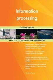 Information Processing Second Edition by Gerardus Blokdyk image