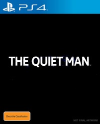 The Quiet Man for PS4