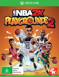 NBA 2K Playgrounds 2 for Xbox One