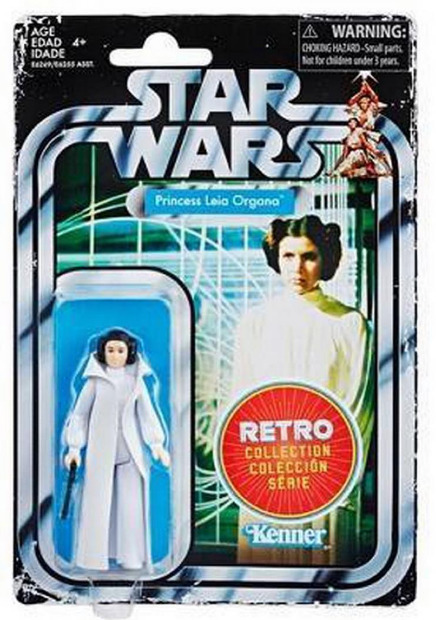 "Star Wars: Princess Leia - 3.75"" Retro Action Figure"