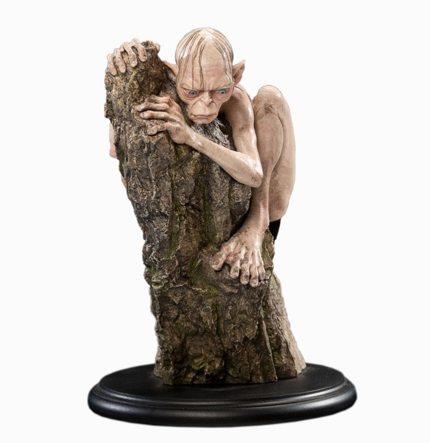 Lord of the Rings Gollum Statue