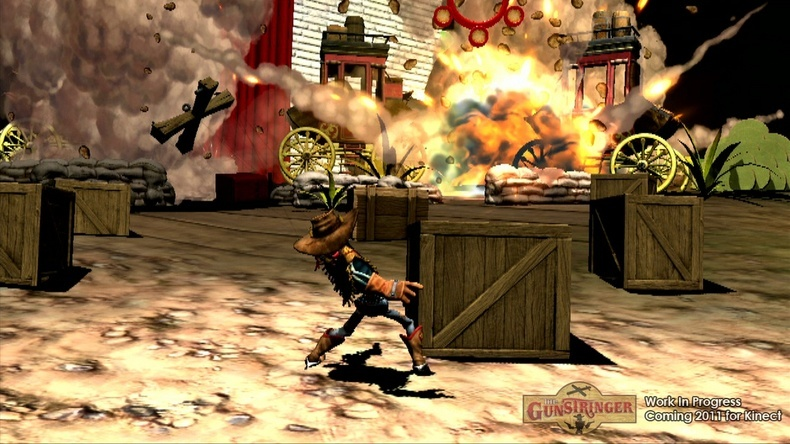The Gunstringer for X360 image