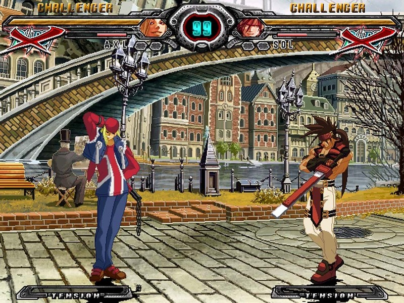 Guilty Gear XX Accent Core for Nintendo Wii image