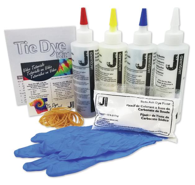Jacquard: Tie Dye Kit - Large