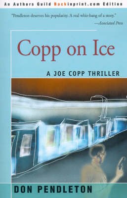 Copp on Ice by Don Pendleton image