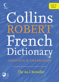 Collins Robert French Dictionary image