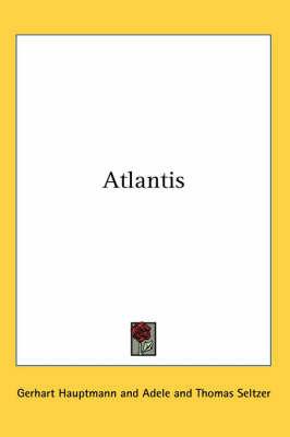 Atlantis by Gerhart Hauptmann image