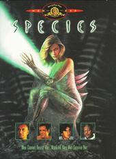 Species on DVD
