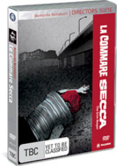 La Commare Secca on DVD