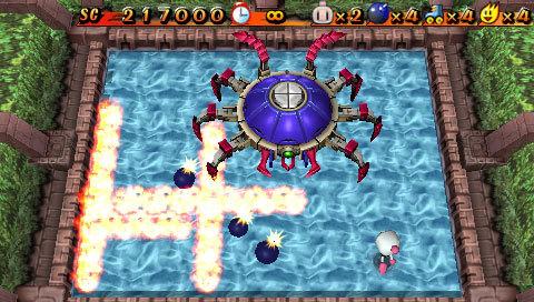 Bomberman for PSP image