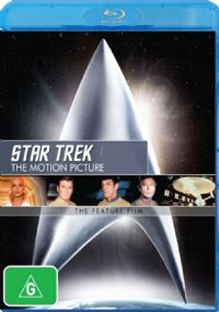Star Trek I: The Motion Picture - The Feature Film on Blu-ray