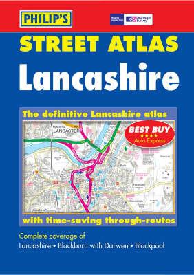 Street Atlas Lancashire