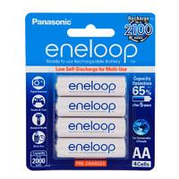 Panasonic Eneloop AA 2000mAh Rechargeable Batteries - 4 Pack
