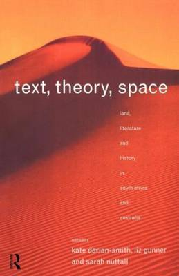 Text, Theory, Space image