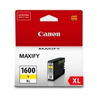 Canon Ink Cartridge - PGI1600XLY (Yellow High Yield)