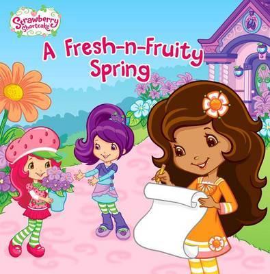 A Fresh-N-Fruity Spring by Lauren Cecil