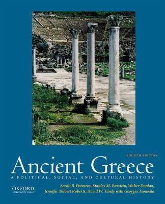 Ancient Greece by Sarah B Pomeroy image