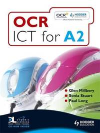 OCR ICT for A2 by Glen Milbery image
