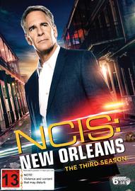 NCIS: New Orleans - Season 3 on