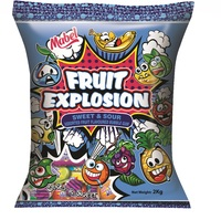 Mabel Fruit Explosion Bubble Gum (2kg)