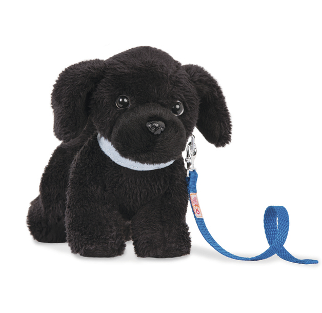 """Our Generation: 6"""" Standing Puppy - Newfoundland"""