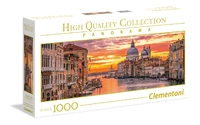 Clementoni: 1000-Piece Puzzle - The Grand Canal-Venice
