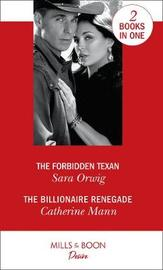 The Forbidden Texan by Sara Orwig