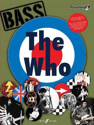 The Who Authentic Bass Playalong (bass/CD) by Who The image