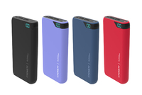 Cygnett: ChargeUp Boost 15,000 mAh - Lilac