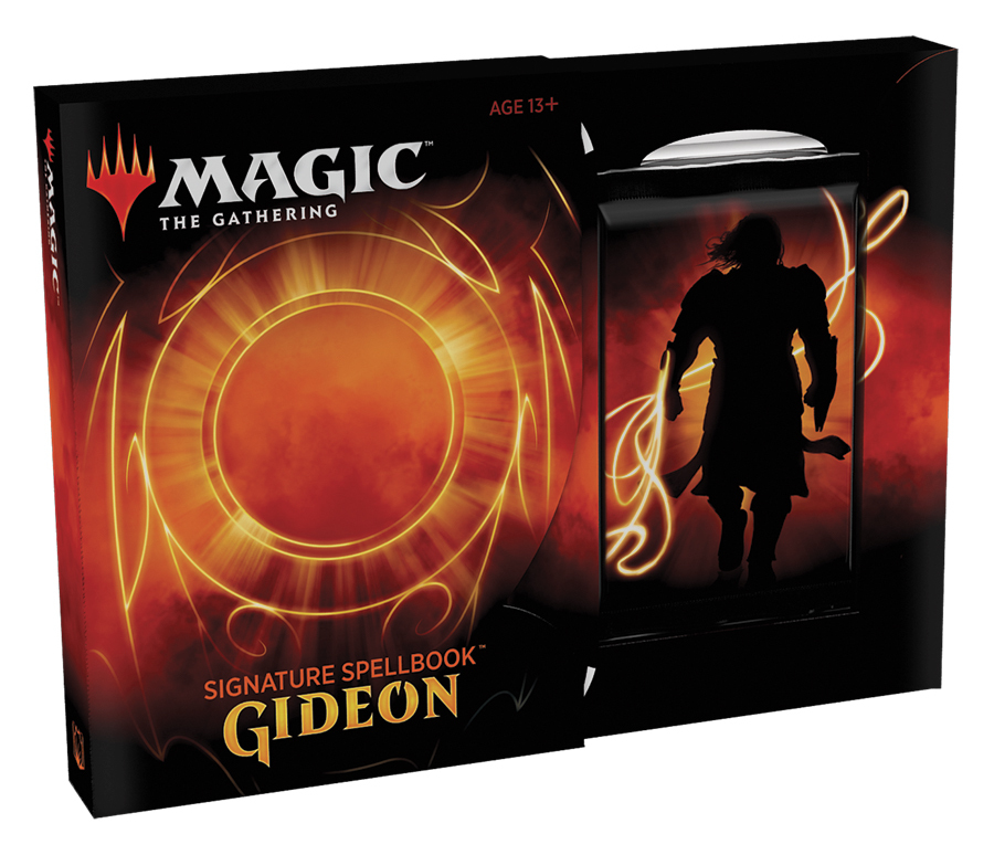 Magic The Gathering : Signature Spellbook Gideon image
