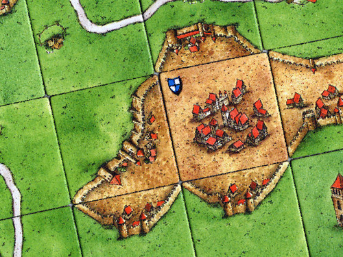 Carcassonne Game image