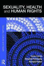 Sexuality, Health and Human Rights by Sonia Correa