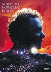 Simply Red: Home Live In Sicily on DVD