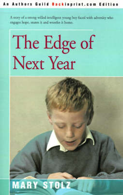 The Edge of Next Year by Mary Stolz image