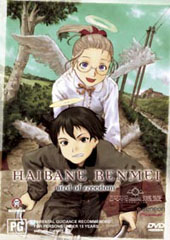 Haibane Renmei - Vol 3 - Free Bird on DVD