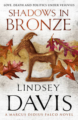 Shadows In Bronze by Lindsey Davis image