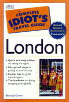 The Complete Idiot's Travel Guide to London