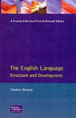 The English Language by Stanley Hussey image