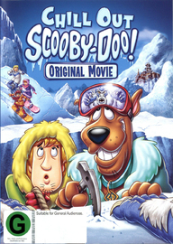 Chill Out Scooby-Doo! - Original Movie on DVD image
