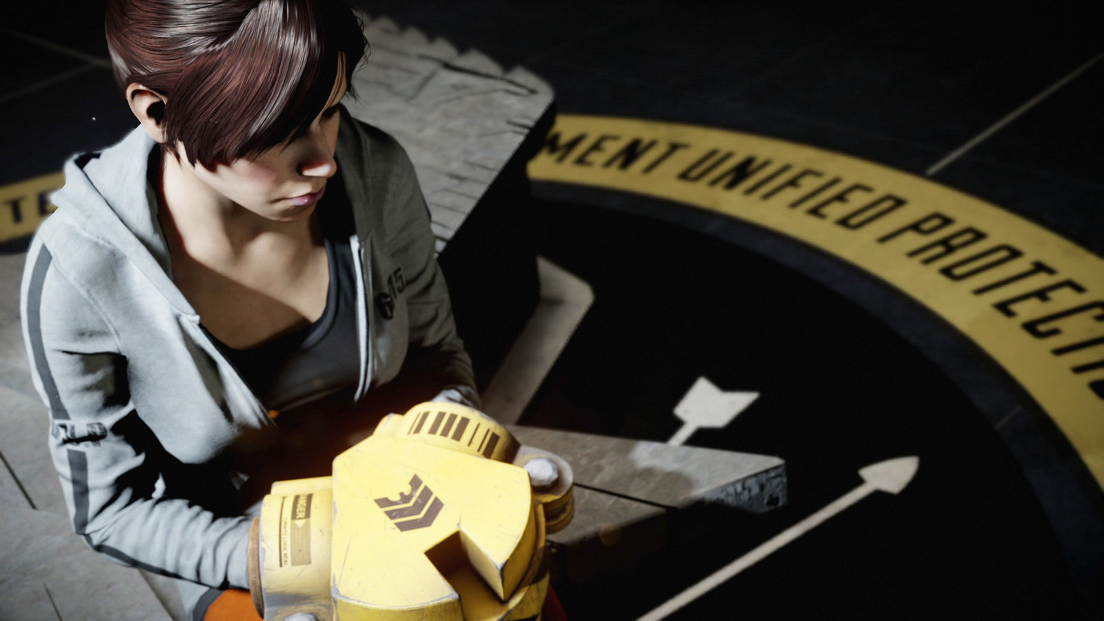 inFAMOUS: First Light for PS4 image