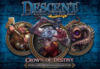 Descent: Journeys in the Dark (Second Edition) – Crown of Destiny