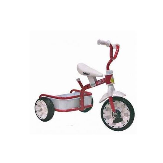 Tri-ang Tuff Trike - Red image