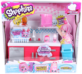 Shopkins: Chef Club - Sparkle Clean Washer Playset (Series 6)