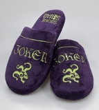 Suicide Squad - Joker Slippers (UK 5-7)