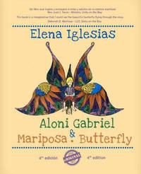 Aloni Gabriel Y Mariposa. Aloni Gabriel and Butterfly by Elena Iglesias