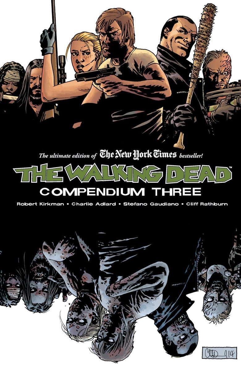The Walking Dead Compendium Volume 3 by Robert Kirkman image