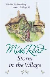 Storm in the Village by Miss Read image