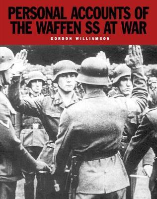Personal Accounts of the Waffen-Ss at War by Gordon Williamson