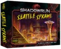 Shadowrun RPG: Seattle Sprawl Box Set