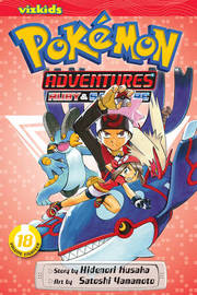 Pokemon Adventures (Gold and Silver), Vol. 11 by Hidenori Kusaka